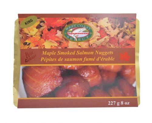 salmon nuggets