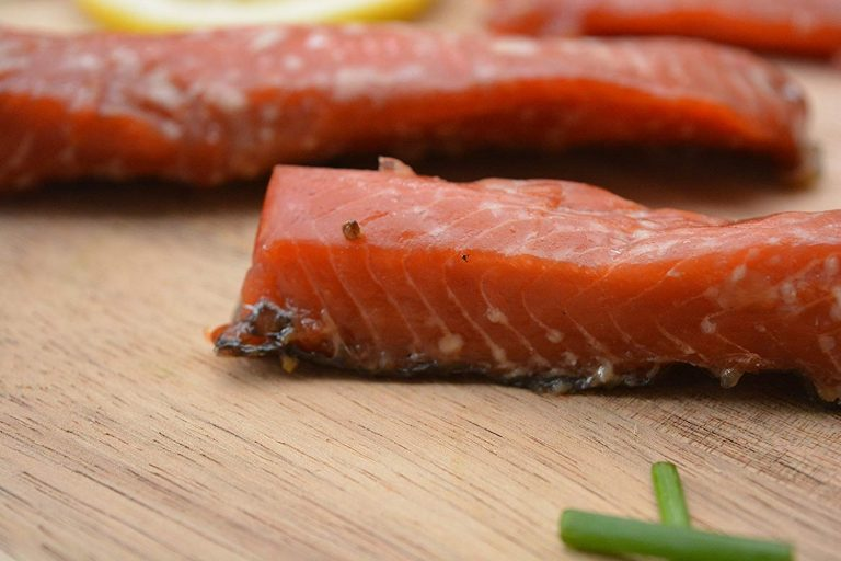 Salmon Strips