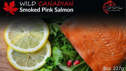 pink salmon